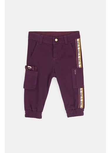 BG Baby Erkek Bebek Açık Mor Pantolon 20Fw0Bg1232 Lila